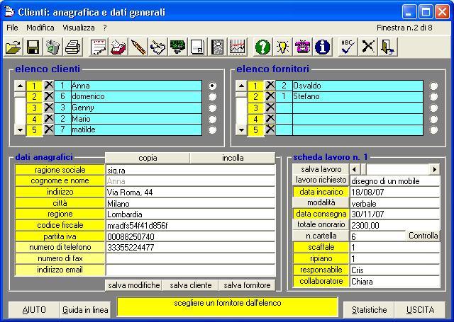 Clienti software per la gestione di studi tecnici e for Programma per disegnare le planimetrie gratuitamente