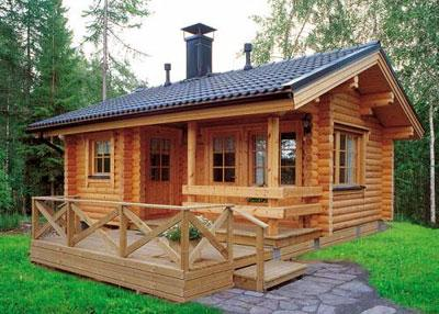Chalet in legno esempi di realizzazioni di legno for Offerte case in legno abitabili